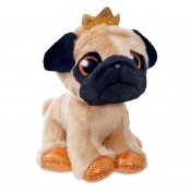Sparkle Tales Royal Pug Dog 18 cm