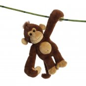 Hang N Swing Monkey 33 cm (6-pack)
