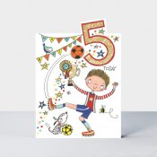 Age 5 Football (6-pack)