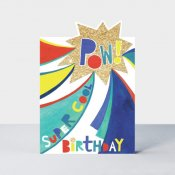 POW Super Cool Birthday (6-pack)