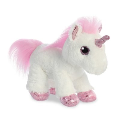Sparkle Tales Princess Unicorn 30 cm (White) (4-pack)