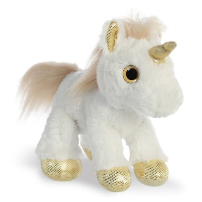 Sparkle Tales Star Unicorn Gold 30 cm (4-pack)