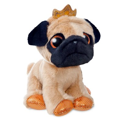 Sparkle Tales Royal Pug Dog 18 cm (6-pack)