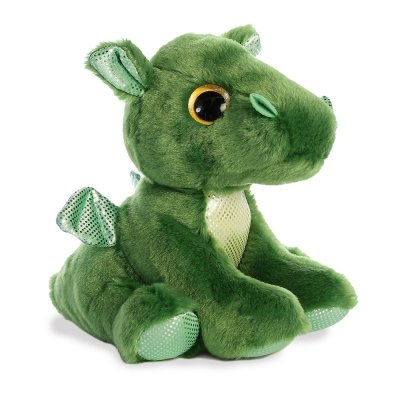 Sparkle Tales Rumble Green Dragon 18 cm (6-pack)