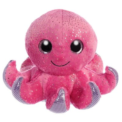 Sparkle Tales SeaStar Octopus 18 cm (4-pack)