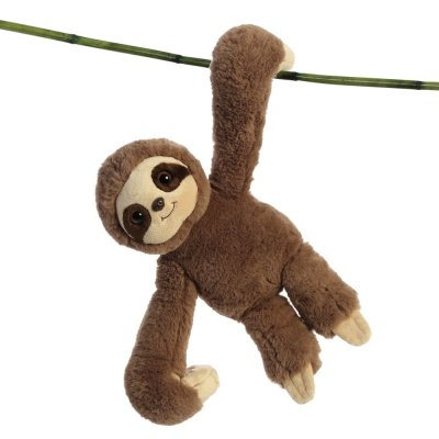 Hang N Swing Sloth 33 cm (6-pack)