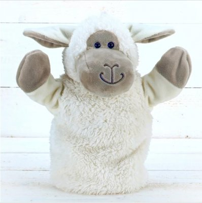 Sheep Hand Puppet (6-pack)